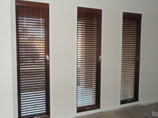 Timber & PVC Venetian Blinds